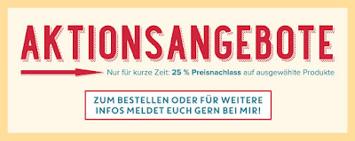 Aktionsangebote online/ Special Offers