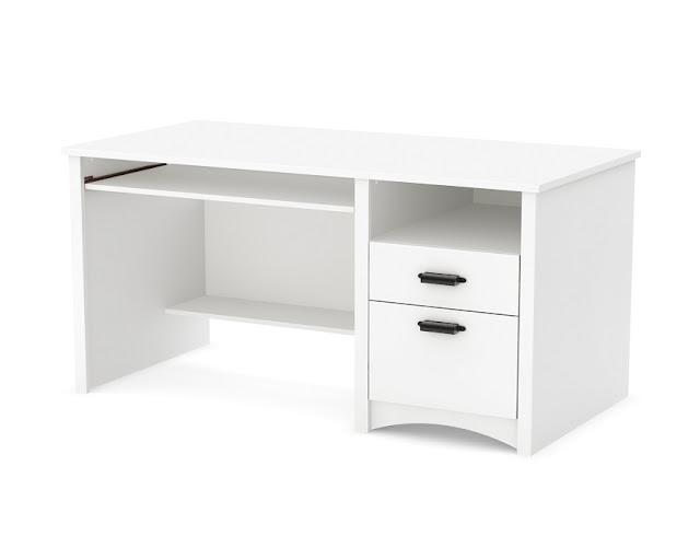 best buy Wayfair white office furniture for sale online