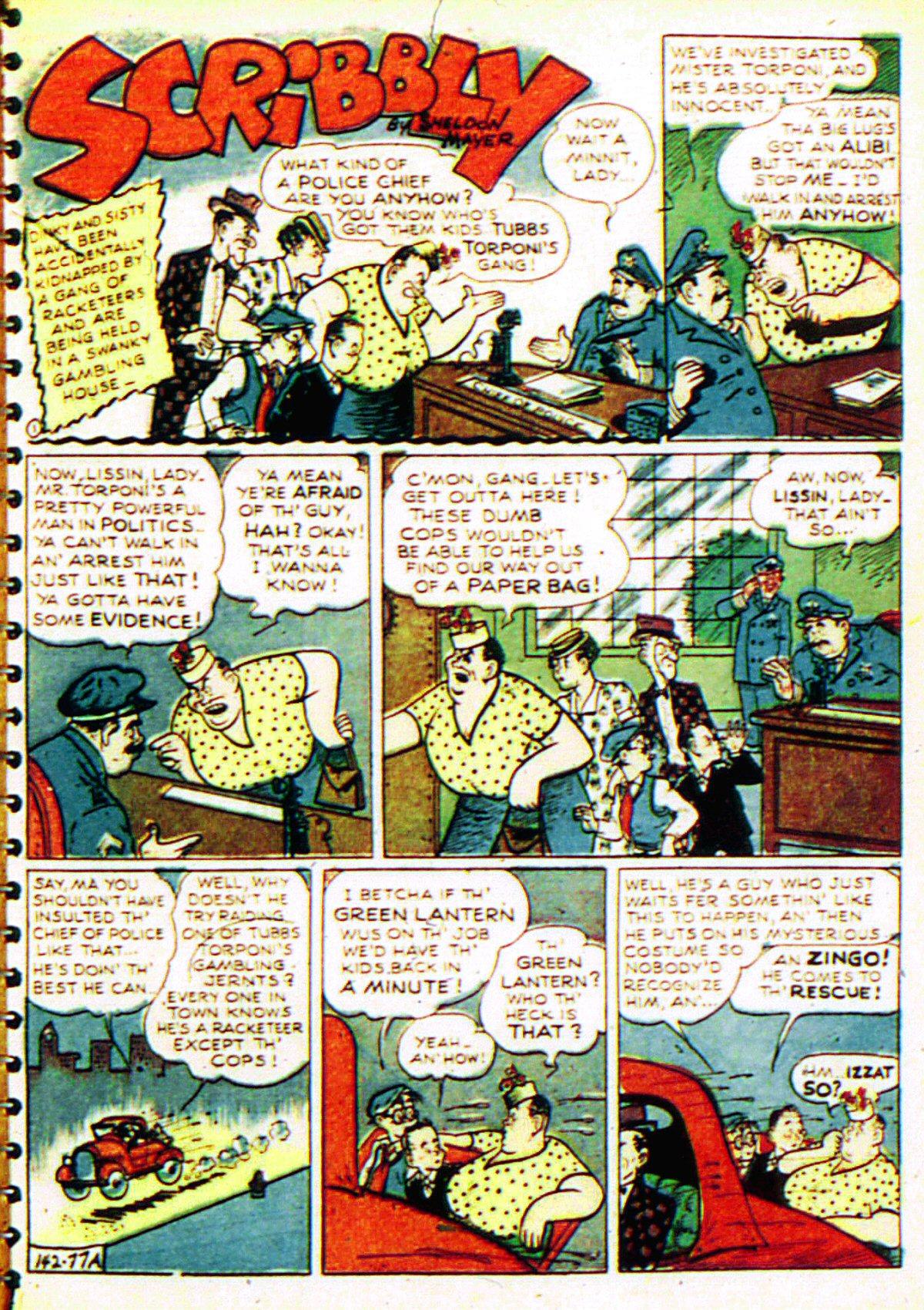 Read online All-American Comics (1939) comic -  Issue #20 - 14