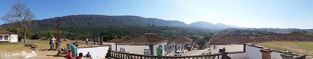 Estrada Real, Caminho Velho, Tiradentes, Igreja Matriz de Santo Antônio, Serra de São José