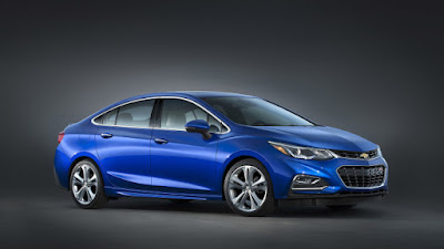 Chevrolet Cruze 2018 Concept, Review, Specs, Price