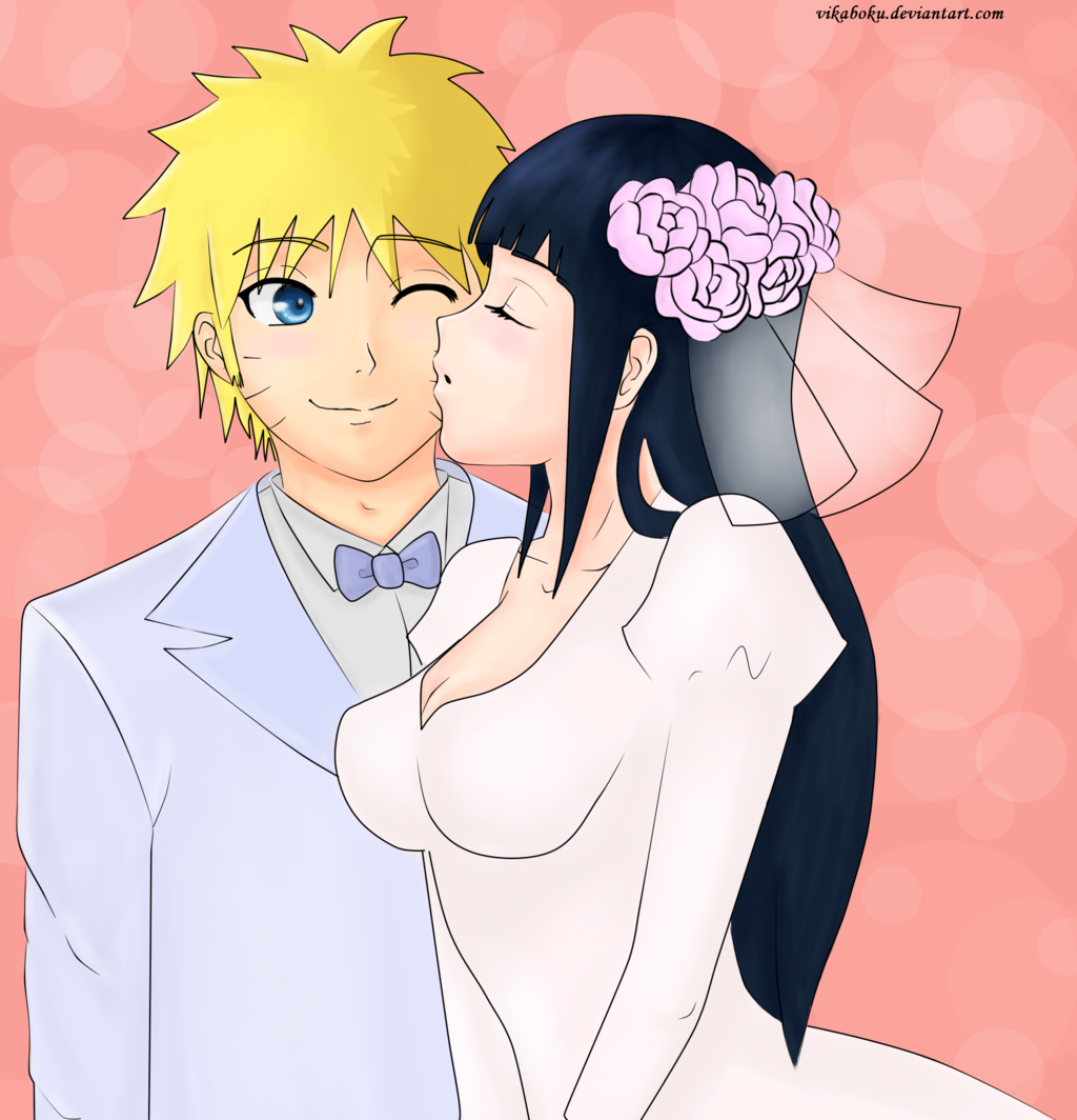Kumpulan Gambar Naruto Hinata Romantis Gambar Kata Kata