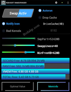 Cara Menambah RAM HP Android Agar Tidak Lemot