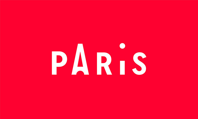 39a5f1a9e420e4 Paris Convention and Visitors Bureau Brand Design by Graphéine