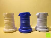 Mundstücke Vergleich: ISYbe - Die schadstofffreie, auslaufsichere Trinkflasche ohne Weichmacher
