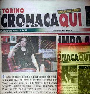 News Evnets Turin Serghei Kaushka CronacaQui