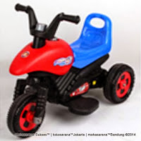 Motor Mainan Aki Ledea R8015 Cool Electric Motorcycle