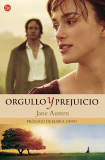 """""""Orgullo y prejuicio"""" de Jane Austen"""
