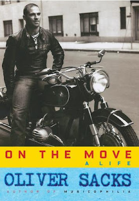 On the Move: A Life by Oliver Sacks-book cover