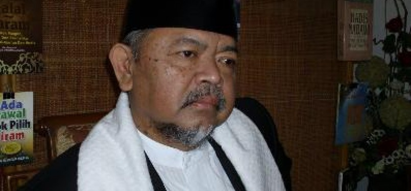 Mantan Imam Besar Masjid Istiqlal Meninggal Dunia
