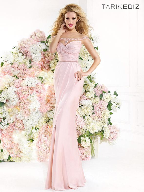 Maravillosos vestidos de moda | Colección  Tarik Ediz