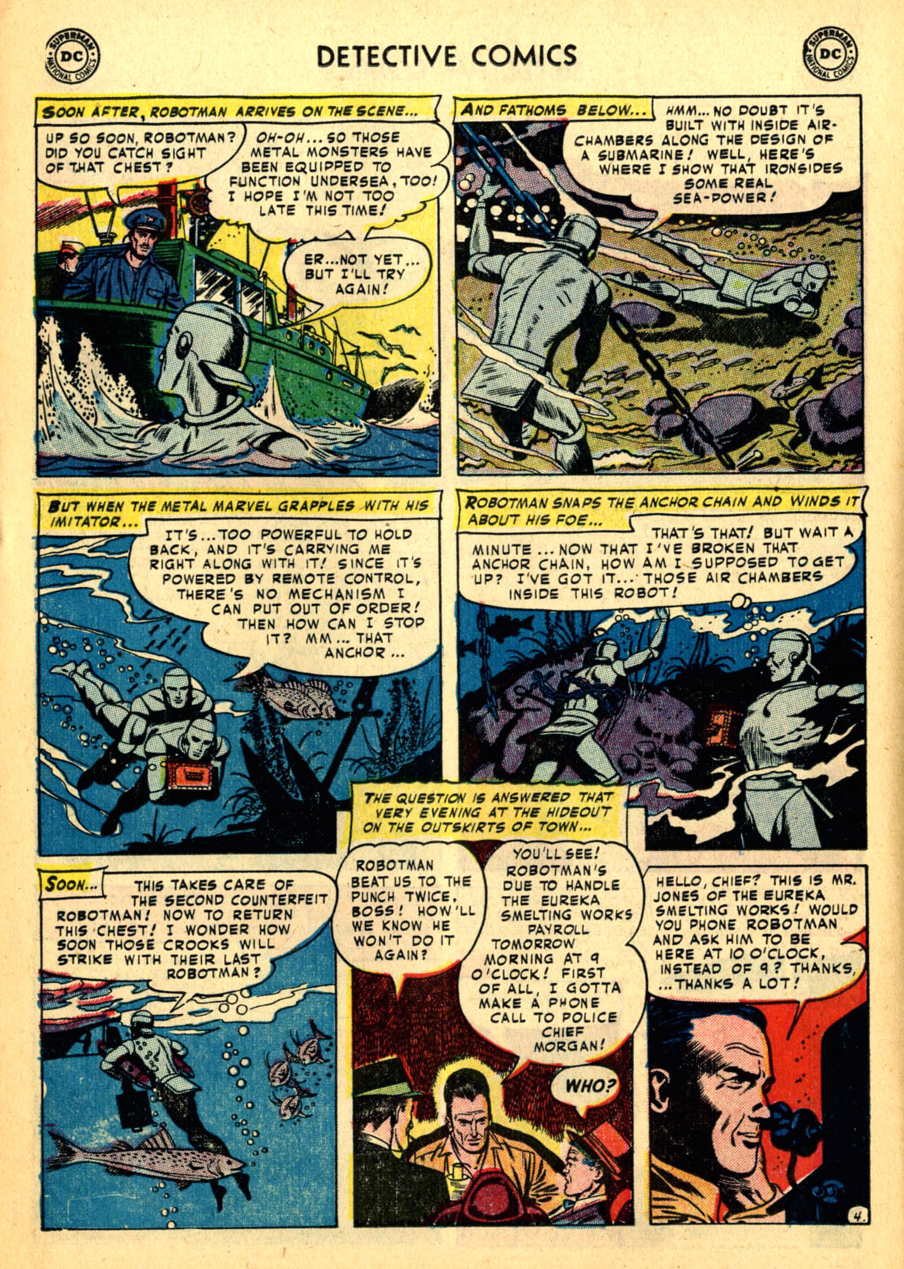 Detective Comics (1937) 185 Page 19