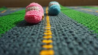 free crochet car stuff toy pattern