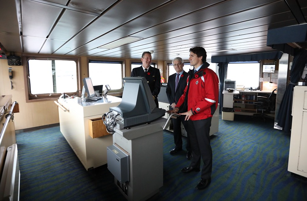 North Coast Review: Federal Government sets sail with marine