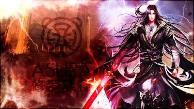 Martial God Asura Cover