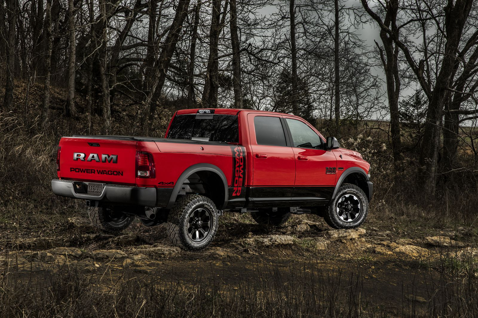 Vwvortex com ram freshens the power wagon for 2017 the ultimate off road truck gains updated styling