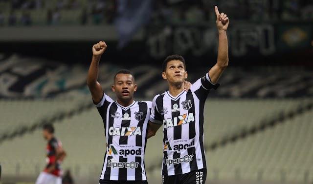 Ceará 2 x 0 Guarani: Precisando evoluir