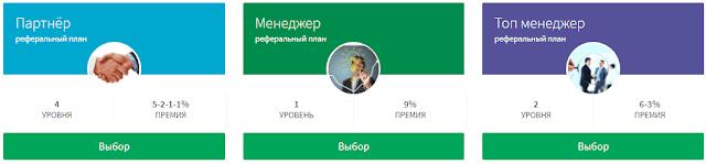 Партнерская программа проекта mera life. Рефбек 4,5%