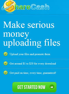 Sharecash Pay Per Download Site