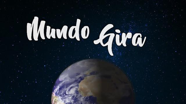"""Doisge lança a musica """"Mundo Gira"""" com part. Gabriela Cruz"""