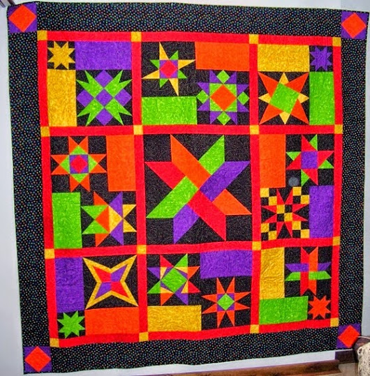 Block of the Month from Debby Kratovil Quilts