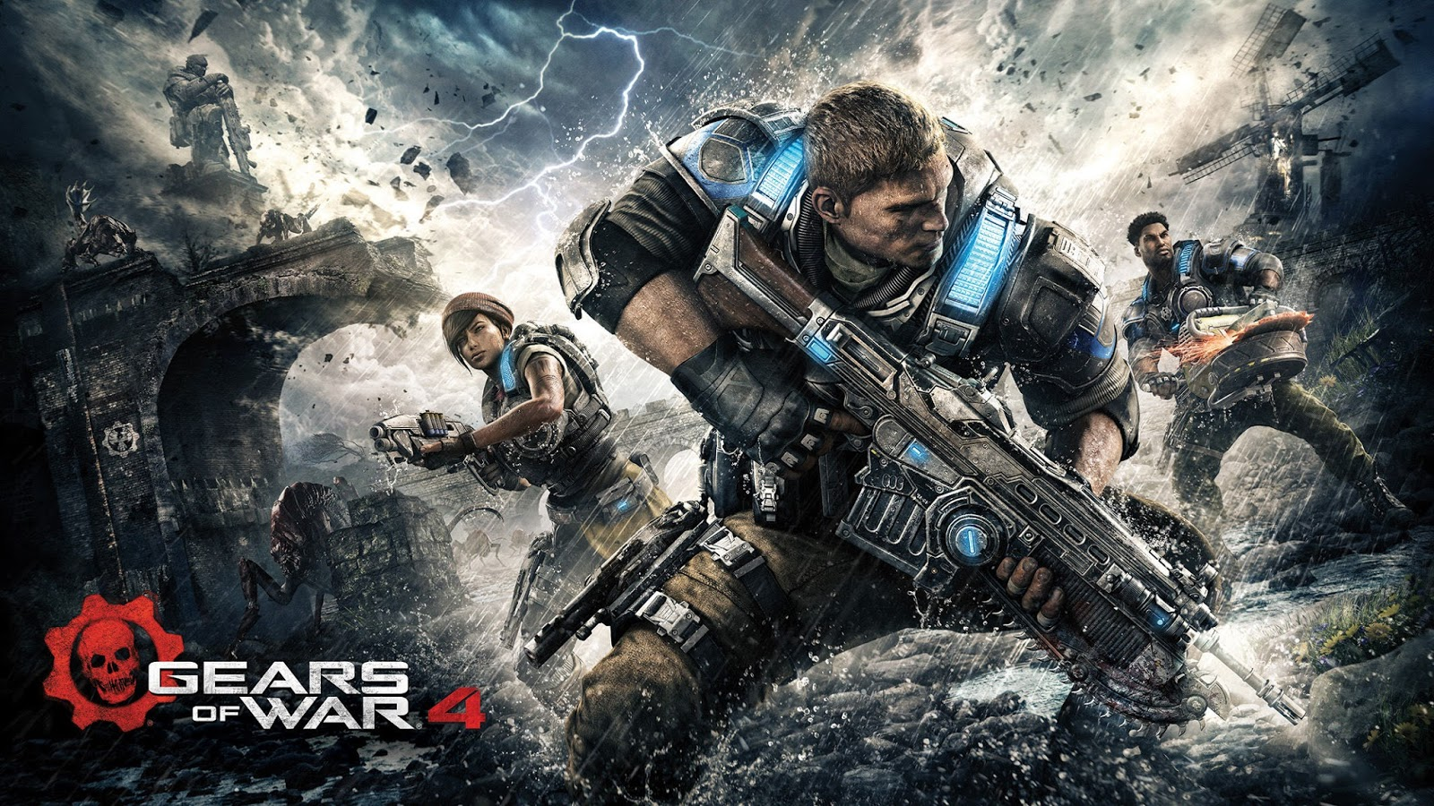 gears of war 4 xbox one review chalgyr 39 s game room. Black Bedroom Furniture Sets. Home Design Ideas
