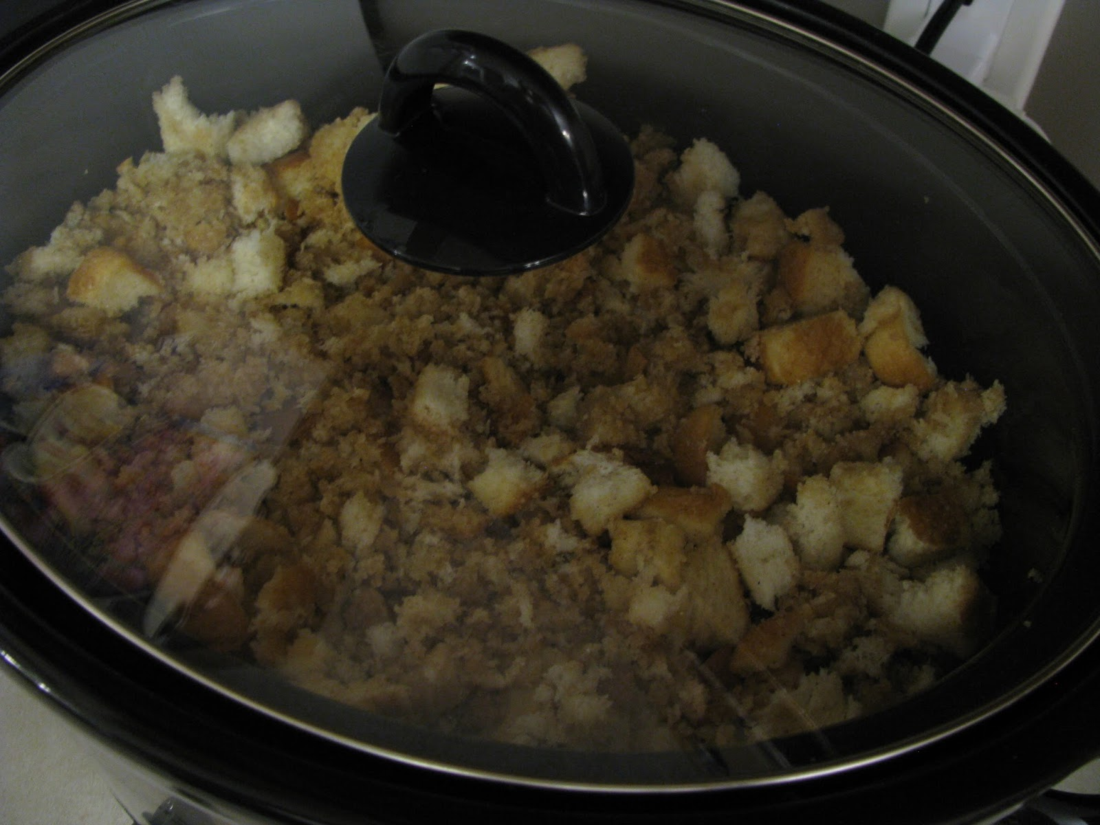 The Art Of Baking: Slow Cooked Apple Brown Betty