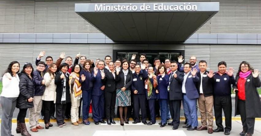 MINEDU: Primero hay que invertir en nuestros maestros, sostiene Ministra de Educación Flor Pablo Medina - www.minedu.gob.pe
