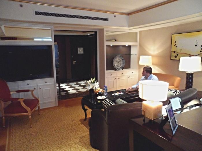 St Regis Beijing, statesman suite, Euriental