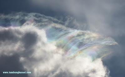 Awan Pelangi (cloud rainbow)