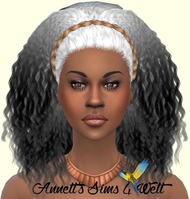 Curly Hair Download Sims 4 Cc: Annett's Sims 4 Welt: Curly Hair