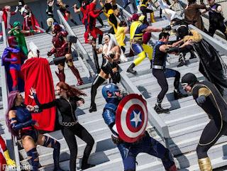 Bagaimana menyatukan para pahlawan super Marvel dan Fox