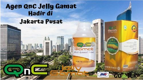Qnc Jelly Gamat Jakarta Pusat