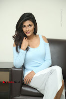 Anisha Ambrose Latest Pos Skirt at Fashion Designer Son of Ladies Tailor Movie Interview .COM 1191.JPG