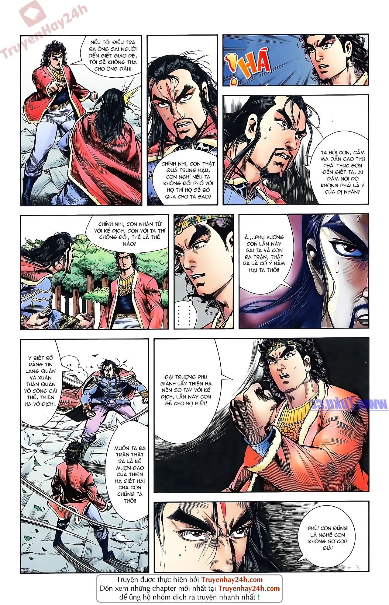 Tần Vương Doanh Chính chapter 46 trang 29