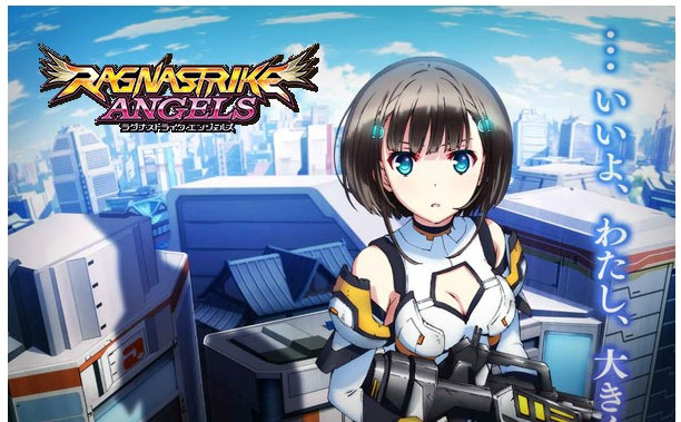 Download Anime Ragnastrike Angels [Subtitle Indonesia]