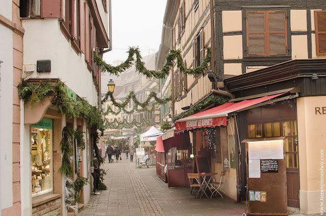 Obernai Alsacia Francia