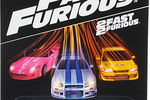 Hot Wheels Special Edition Fast Furious 2016