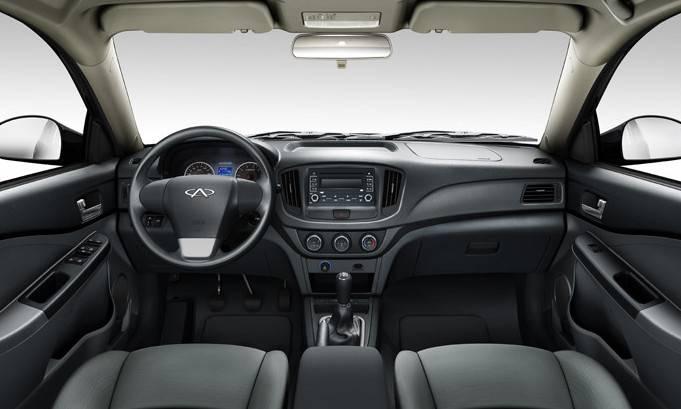 سيارة شيري انفي 2016