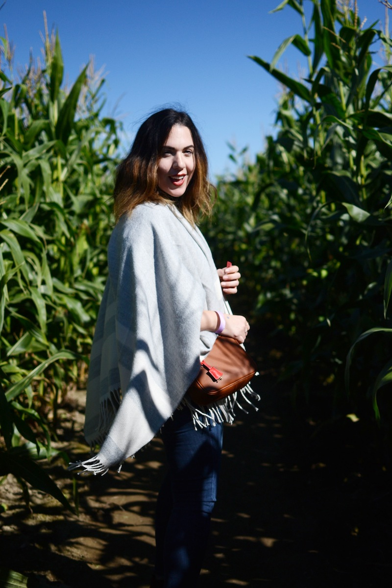 Roadside Harvest Social Abbotsford RW&CO cape Vancouver fashion blogger what to wear to a country fair fall