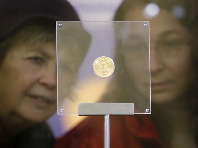 Ini Dia Koin Emas Paling Mahal di Dunia
