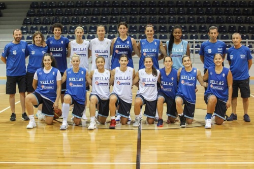 ΕΟΚ |  Εθνική Γυναικών | Βέλγιο-Ελλάδα 68-63 (φιλικός αγώνας προετοιμασίας)