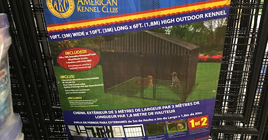 Costco Dog Kennels