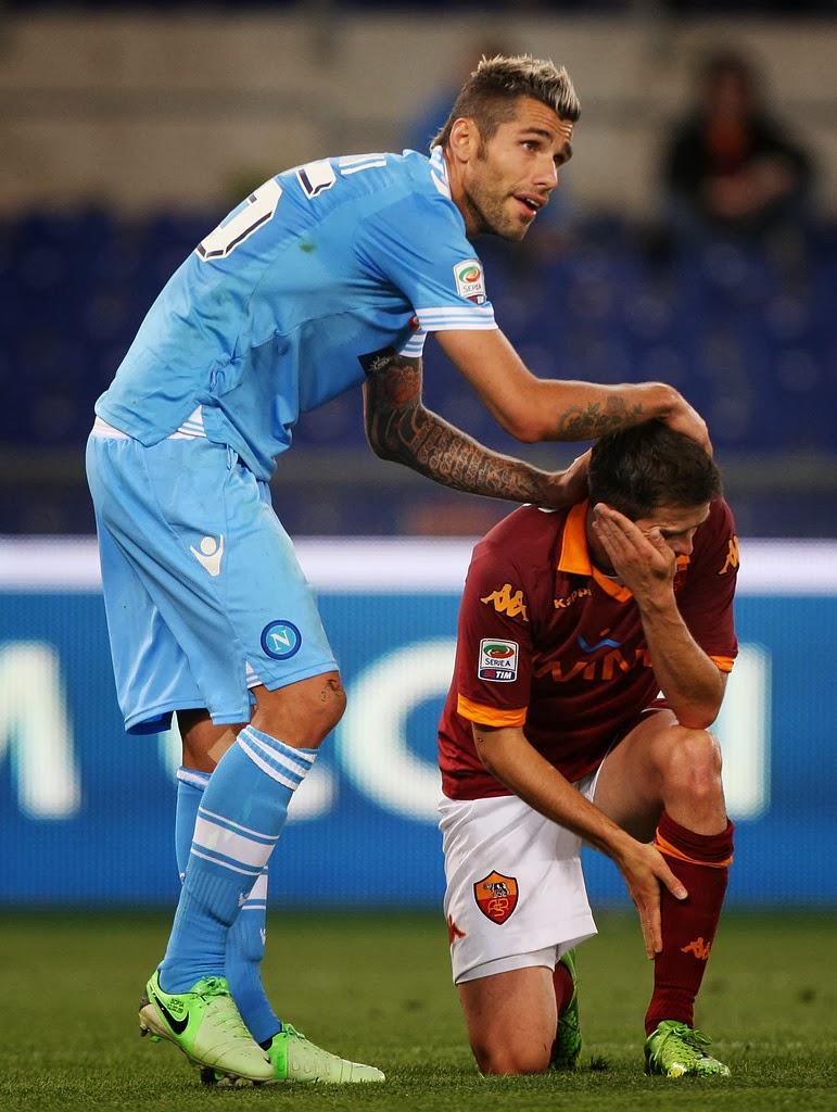 Brief Lines: New Footballer: Valon Behrami