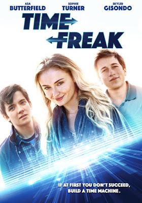Time Freak Poster