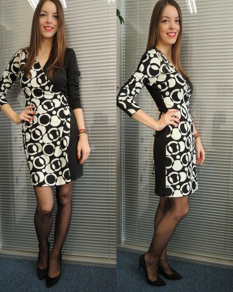 dress  Ivana Klepáčová shoes  h m bracelet house d89ab35bcf4