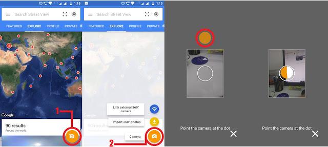 Cara Mengambil Foto 360 Derajat di Android Tanpa Perangkat Tambahan