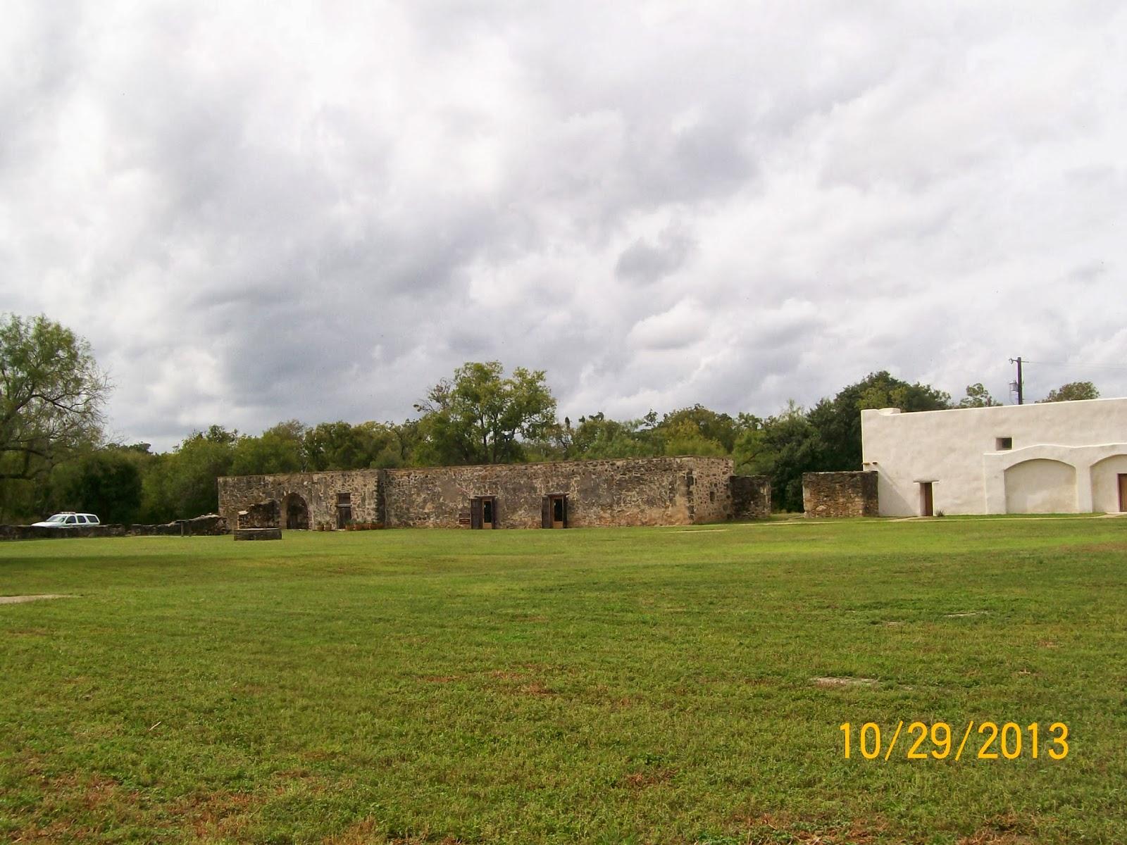 Rockhounding Around Mission San Juan San Antonio Tx