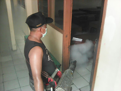 Mengurangi Populasi Nyamuk Pembawa Virus DBD
