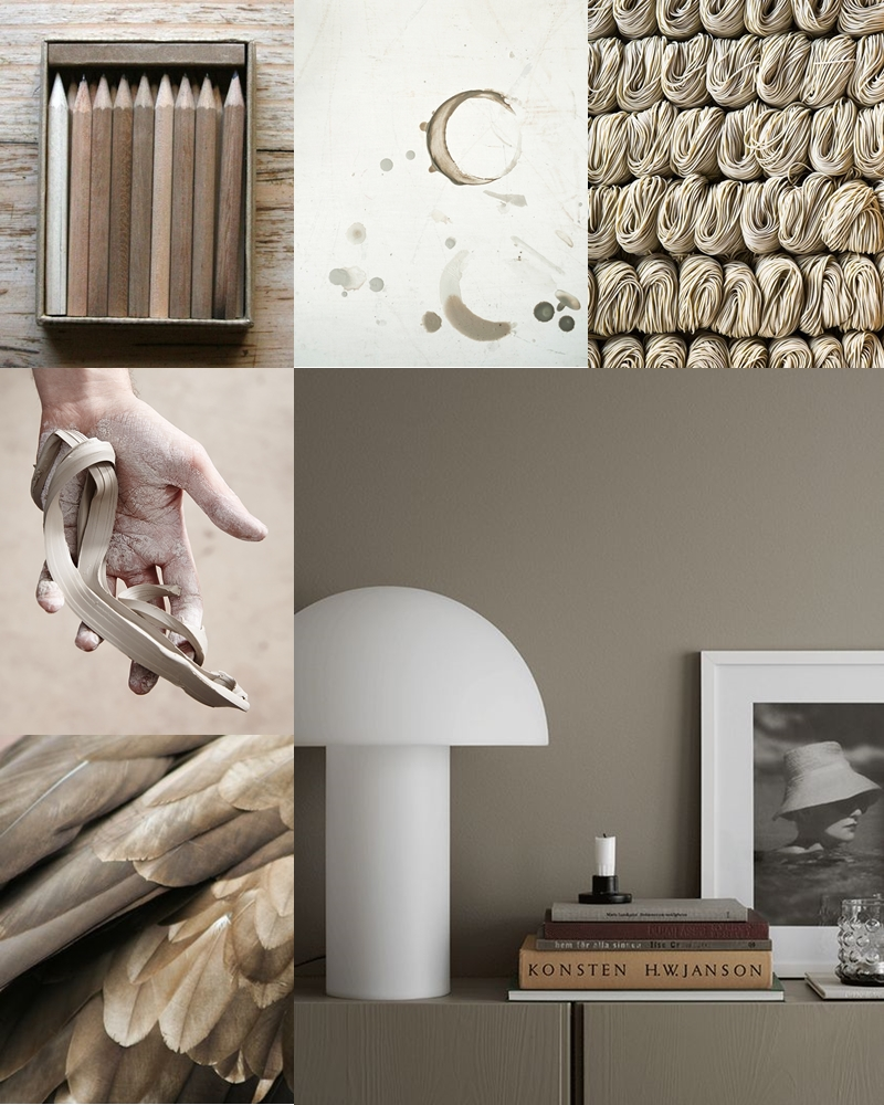 In the mood for beige